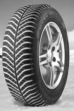 175/70R13 82T VECTOR 4SEASONS Goodyear